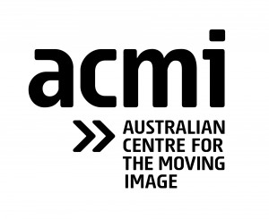 Australian Centre for the Moving Image Logo